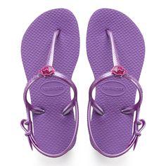 440c3c475eaf Havaianas Kids Freedom Sl Sandal Purple Price From  £18.62 French Kids