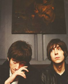 Alex Turner & Miles Kane, The Last Shadow Puppets.