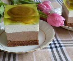 Ciasto z galaretką Cheesecake, Baking, Food, Cheesecakes, Bakken, Essen, Meals, Backen, Yemek