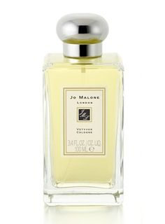 """Vetyver by Jo Malone is a Woody Aromatic fragrance for women and men. Vetyver was launched in 1995. The fragrance features orange, nutmeg, tarragon and vetiver."""