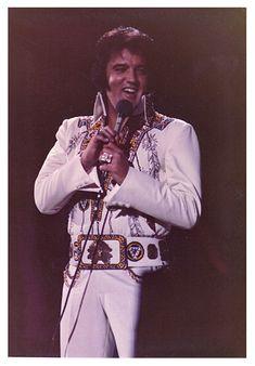 Elvis - May 31, 1975 - Huntsville, AL - Indian Suit