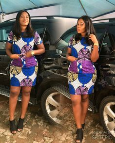 Sexy beautiful ankara gown styles for curvy plus size ladies, sexy figure ankara styles for beautiful ladies African Fashion Ankara, African Print Dresses, African Print Fashion, African Dress, African Prints, Ankara Styles For Women, Ankara Gown Styles, Ankara Dress, Ankara Blouse