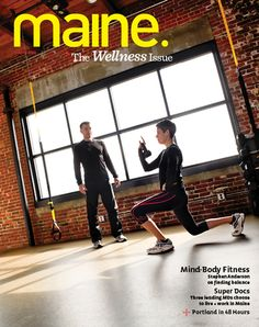 April 2012: The Wellness Issue