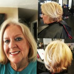 Before & After ✂���� #hair #hairdonebyme #salon #salonlife #clients #grateful #thankful #haircuts #makeup #mua #makeupartist #cosmetology #cosmogirl #cosmetologist #redken #redkensalon #color #perms #hairstyles #blowout #blowdrystyles #curls #curlsfordays #blonde #brunette #redhead #lovewhatyoudo #lovehair #florida #beauty http://tipsrazzi.com/ipost/1507989739620484898/?code=BTtdK2zA0ci