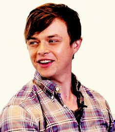 Dane DeHaan #fave #that smile tho