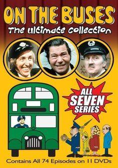 1969-1973 On the Buses (1969)(Mennään bussilla). Reg Varney, Bon Grant, Stephen Lewis