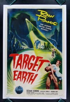 posters de ciencia fición retro - Buscar con Google