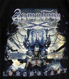 SYMPHONY X ICONOCLAST BAIXAR CD