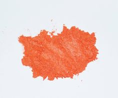 Sunset Orange Cosmetic Grade Mica Powder, mica, eyeshadow, bath bombs, resin jewelry, soap, candle, nailpolish, nail polish, mica pigment by MorgansCornerShop on Etsy