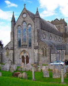 St.Canice's Cathedral, Kilkenny, Ireland