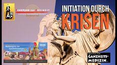 VORTRAG & FRAGERUNDE   Initiation durch Krisen - Weltkongress Ganzheitsm...