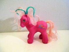My Little Pony Vintage G1 Big Brother Boy Pony Steamer 1987