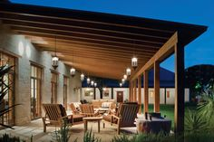 27 Spring-Ready Patios and Porches   LuxeWorthy - Design Insight from the Editors of Luxe Interiors + Design