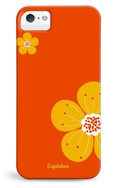 Orange Bloom Case | iPhone 7/7 Plus/6/6 Plus/5/5s/SE/5c