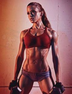 Super hot fit girl that knows how to kick ass. Always learn how to defend yourself from a street-fight specialist. No rules, just how to get someone off you, inflict pain and get away.