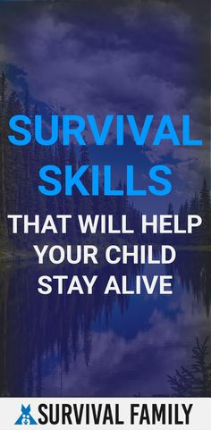 The world has many dangers and we focus a lot on keeping these away from our children but maybe we should also prepare them in case they have to face them without us. Survival Family, Survival Prepping, Survival Skills, Hiding Spots, Emergency Preparation, Trust Fund, Maybe Someday, Disaster Preparedness, How To Get Away