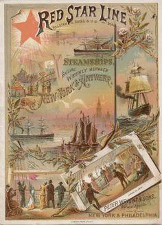 Red-Star-Line-steamer-Westernland, 1891 (1084×1500)