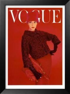 Vintage Vogue magazine covers - mylusciouslife.com - Vintage Vogue covers44.jpg