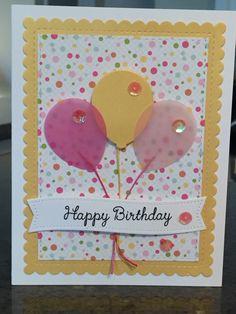 Birthday Card for Carla - May 2016