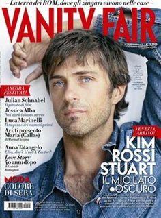 Vanity fair Italie -  Kim Rossi Stuart