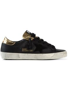 Einkaufen Golden Goose Deluxe Brand 'Superstar Records Edition' Sneakers in Penelope from the world's best independent boutiques at farfetch.com. Over 1000 designers from 300 boutiques in one website.