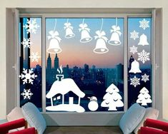Ako si vyrobiť vianočné dekorácie a snehové vločky z obyčajného kancelárskeho papiera - sikovnik.sk