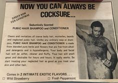 Magazine Ads, Hair Shampoo, Shampoo And Conditioner, Mustache, Pure Products, Moustache, Moustaches, Shampoos