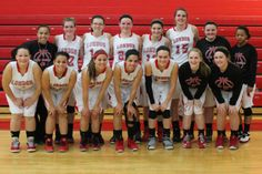 The 2013-14 London Lady Red Raiders
