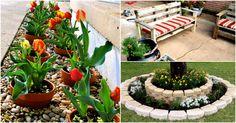 13 remek ötlet, hogy a kerted kényelmes és bámulatos legyen, túl sok költekezés nélkül!