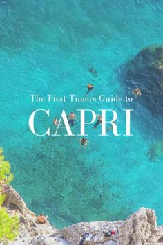 There are so many unique things to do in Capri, Italy, though many visitors make just a day trip to Capri. This Capri guide has the best of where to eat, play, and stay. Italy Vacation, Italy Travel, Capri Italy, Italy Italy, Toscana Italy, Sorrento Italy, Naples Italy, Venice Italy, Tuscany
