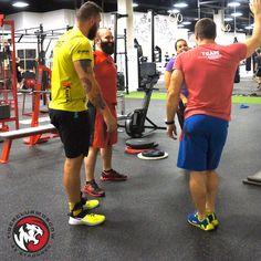 Залог отличной тренировки - прекрасное настроение. С ним и веса кажутся легче и энергии больше и результат выше.  Тренировки по кроссфиту с Геннадием Мальковским.  Тренируйтесь с лучшими - становитесь лучшими!  #тайгерклуб #tigerclub #tigerclubmoscow #вегаскрокуссити #muaythai #тайскийбокс #бокс #boxing #джиуджитсу #bjj #грэпплинг #grappling #дзюдо #самбо #sambo #борьба #кроссфит #crossfit #mma #мма #sport #спорт #рукопашныйбой #ножевойбой #единоборства #спортивнаямосква #moscowsport…