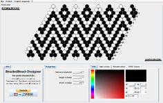 Геометрия : Схемы для вязаных бусин : Файлы : jbead