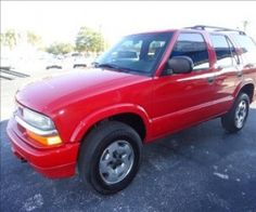 Used 2002 #Chevrolet Blazer LS #SUV #Cars @ www.ttcars.net