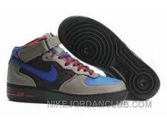 http://www.nikejordanclub.com/mens-nike-air-force-1-mid-blue-grey-black-sports-shoes-4xzsy.html MENS NIKE AIR FORCE 1 MID BLUE/GREY/BLACK SPORTS SHOES 4XZSY Only $54.00 , Free Shipping!