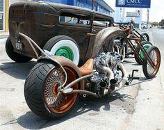Rat Rod & Bike