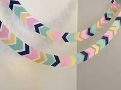 Arrowhead Garland Tribal Baby Shower Decoration by ClassicBanners