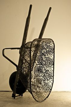 Cal Lane, 'Untitled (Wheelbarrow),' 2007, Art Mûr