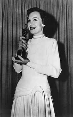 The 21st Academy Awards | Oscar Legacy | Academy of Motion Picture Arts and Sciences 1948 Best Actress Jane Wyman Johnny Belinda