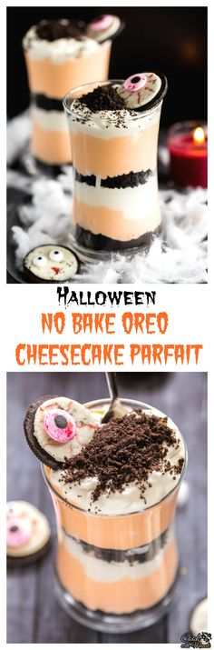 No Bake Oreo Cheesec