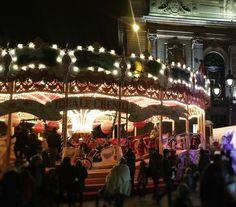 Noël Lille - manège Opéra