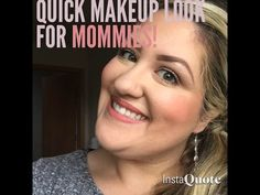Quick Makeup Tutorial for Mommies on the GO