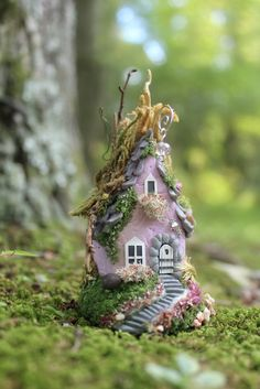 Mini Fairy Home sale link https://www.etsy.com/listing/193133514/fairy-willow-house-on-a-hill-3-12-inch?ref=shop_home_active_5