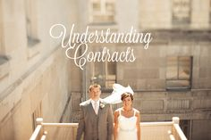 Wedding Contracts & Tips