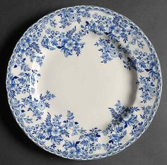 Johnson Brothers Devon Cottage Dinner Plate