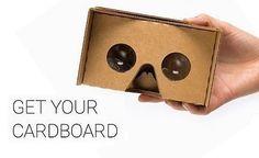 """Pengen Keadaan Sekitar Jadi Suasana 3D??? SEKARANG BISA!!! Cardboard Virtual Reality for Smartphone  Dengan Main-Feature nya yaitu sebagai alat Virtual Reality Cardboard dapat merubah pandangan dan menipu otak kita seakan-akan Kita berada diruangan atau tempat lain dengan penglihatan 3D.  Google Cardboard didukung oleh aplikasi yang dibuat oleh banyak orang dan terus bertambah. bisa di download appnya di play store search """"cardboard vr"""" Maksimal 5.5""""  Harga Rp.59.000  Bagi yang berminat…"""