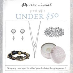 Shop my boutique for more jewelry options www.chloeandisabel.com/boutique/stephanieharvell