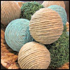 Cowie's Craft & Cooking Corner: Decorative Balls