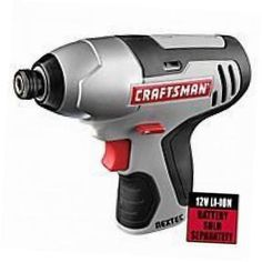 nextec 12 volt lithium ion 1/4 inch impact driver (bare tool, no battery or