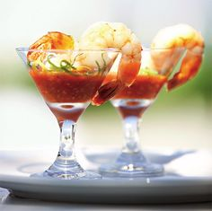 Classic Shrimp Cocktail | Meal & Drinks