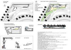 Tadao Ando - 21_21 Design Sight 2D Tadao Ando, Kengo Kuma, Architecture Plan, Logs, Autocad, Competition, Tokyo, Scale, 21st